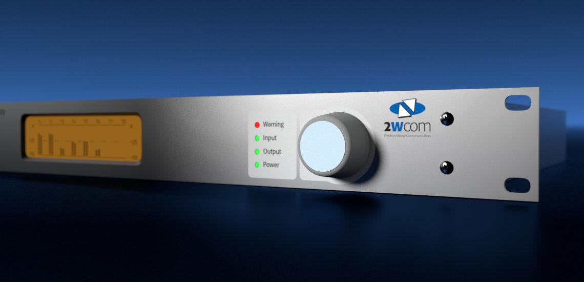 FM2TS FM to Transport Stream Gateway