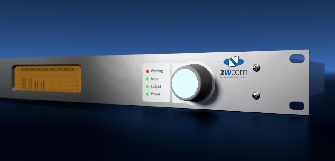 MM08E audio over ip dvb encoder