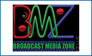 Logo BROADCAST MEDIA ZONE