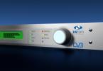 DSR01 - Professional 1-2 channel DVB-S/S2 audio receiver