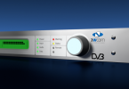 FlexDSR02 - professional 1-4 channel DVB-S/S2 satellite audio receiver/IRD