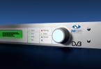 FlexDSR04+ - professional 1-4 channel DVB-S/S2 satellite audio receiver/IRD