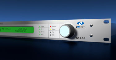 FM02 FM rebroadcast receiver FM demodulator