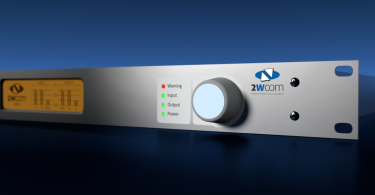 MM01 - Professional multi-format Duplex AoIP (Audio over IP) Coder/Decoder