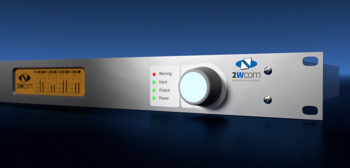 MM04C - 4 ch Audio over IP Codec